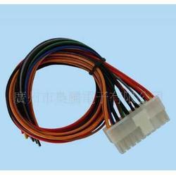 电脑电源连接线molex连接线20+4线束图片