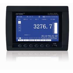 安东4通道PID控制蓝屏无纸记录仪 温度记录仪图片