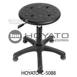 发泡定形椅 防静电圆椅 尼龙塑胶椅图片