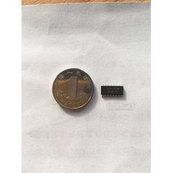 自带编码 待机0.1uA 自动关断 小体积无线模块 无线发射芯片 RF112图片