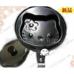 kt猫煎蛋锅(加厚无盖) 煎蛋锅 煎蛋批发采购图片