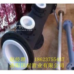 耐酸腐蚀钢衬塑管道图片
