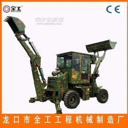 WZ25-12专业全工多功能挖掘装载机图片