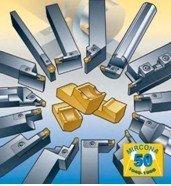 瑞典MIRCONA槽加工刀具