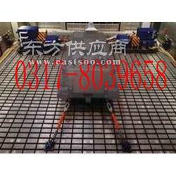 铸铁电机试验台 振动测试电机平台图片