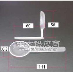 供应塑料调羹塑料折叠汤勺折叠调羹图片