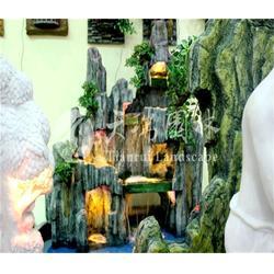 河南天瑞园林景观工程,太行石假山设计,焦作太行石假山图片
