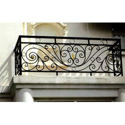 聚德金属 铁艺护栏种类-济宁铁艺护栏图片