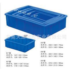 天运塑胶(图),塑料周转箱供应,塑料周转箱图片