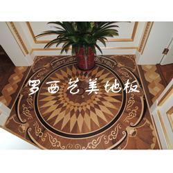 艺术拼花地板 实木复合地板-河北省地板图片