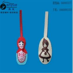 越城衣服织标加工-杭州颜悦服装辅料-衣服织标图片