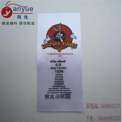 四季青女装印唛订做、杭州颜悦服装辅料、印唛图片