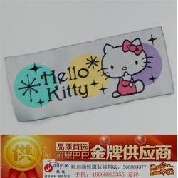 杭州颜悦服装辅料 织唛厂家直销-金华织唛图片