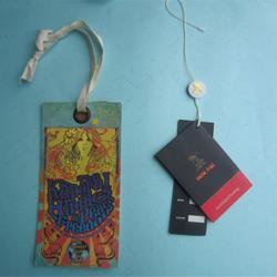 淳安服装吊牌订做-杭州颜悦服装辅料(在线咨询)-服装吊牌图片