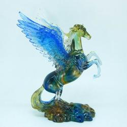 羊年琉璃工艺品尺寸、长出工艺品、羊年琉璃工艺品图片