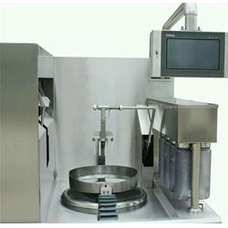 炒菜机、钜兆电磁炉、自动炒菜机试机图片