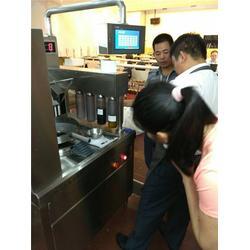 炒菜机器人-港式茶餐厅智能厨房炒菜机器人-钜兆电磁炉图片