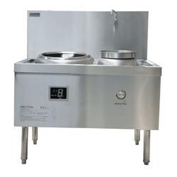 商用大功率电磁炒炉-钜兆电磁炉-电磁图片