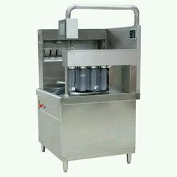 连锁餐厅定制开发智能设备 炒菜机 钜兆电磁炉