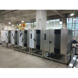 智能烧鹅炉烧腊配套设备供应商-钜兆电磁炉-中山智能烧鹅炉图片