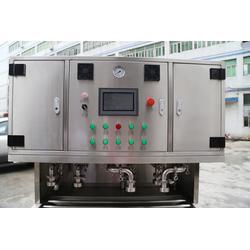 中山自动加汤机-火锅连锁智慧餐厅自动加汤机-钜兆电磁炉