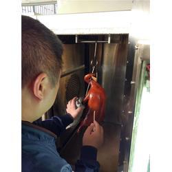 烧鹅连锁专用智能烧味炉-钜兆电磁炉-中山智能烧味炉图片