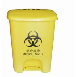塑料垃圾桶-有美工贸质量上乘-50L塑料垃圾桶图片