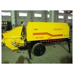 混凝土泵结构-博泰机车-混凝土泵图片