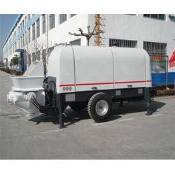 洛阳博泰值得信赖_小型混凝土泵车_混凝土泵车图片