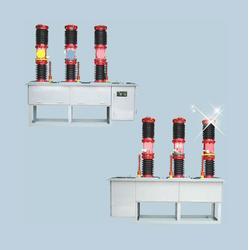 柱上高压双电源互投真空断路器_伟秀电力_真空断路器图片