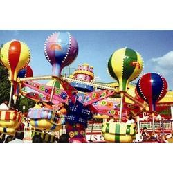 精品质优桑巴气球游艺机、郑州强力(已认证)、桑巴气球图片