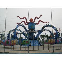 鄭州強力,適合廣場游樂旋轉大章魚,旋轉大章魚圖片