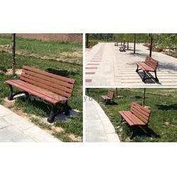 休闲椅,鸥鹏鹰(已认证),小区休闲椅图片