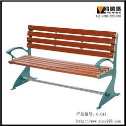 鸥鹏鹰(图) 铸铁 公园椅 公园椅图片