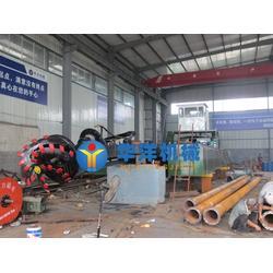 清淤船发动机-湖南清淤船-华洋矿沙机械(多图)图片