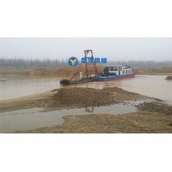 挖泥船,华洋矿沙机械,新型挖泥船图片