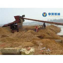 华洋矿沙机械(图)、挖泥船规格、桂林市挖泥船图片