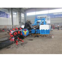 挖泥船|华洋矿沙机械|挖泥船厂图片