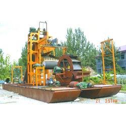 河北干选机|华洋矿沙机械(已认证)|铁矿粉干选机图片