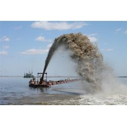 华洋矿沙机械(图),绞吸式抽沙船规格,抽沙船图片