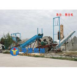 华洋矿沙机械(多图)、筛砂机出售、海南筛砂图片