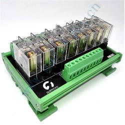 继电器模组(图)_松下PLC继电器模块_PLC继电器模块图片
