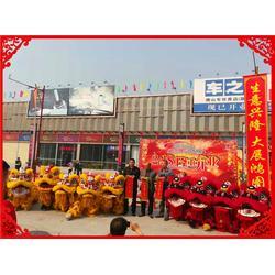 企石舞狮子演出-专业舞狮子演出-佛山传承龙狮文化图片