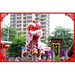 传承龙狮文化公司 专业舞狮表演团队-和平舞狮表演图片