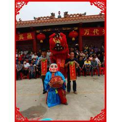 婚礼舞狮子演出-望牛墩舞狮子演出-传承龙狮文化图片