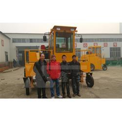 链轮式有机肥翻堆机|鑫实机械|有机肥翻堆机图片