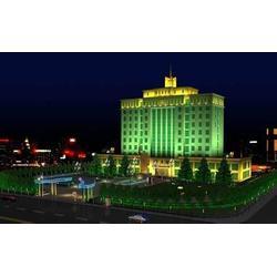杨刚建设集团(图)|楼体泛光照明|鹤壁泛光照明图片