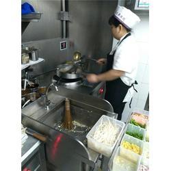 江苏炒菜机器人-钜兆电磁炉-餐饮智能厨房明厨亮灶炒菜机器人图片