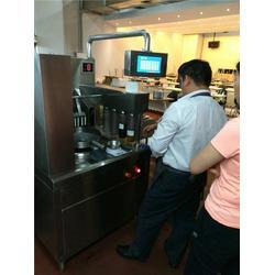 盐田炒菜机器人|钜兆电磁炉|明档专用餐厅炒菜机器人图片