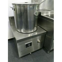 钜兆电磁炉,厨房设备,明档开放式厨房设备图片